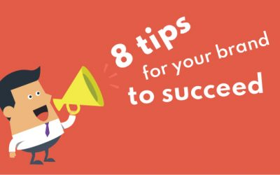 8 tips for your brand to succeed. A winner in-house strategy.